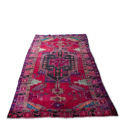 Furbish Studio - Burnett Vintage Rug angled full view