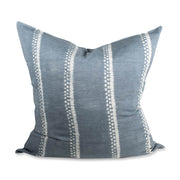 "Furbish - Sabina Shibori Euro Shame - Grey Tie Dye - A go with everything grey color in our best-selling Sabina shibori tie dye technique pillow covers. A laid-back boho vibe for your sofa or bed. Measures 26"" square and 100% cotton. A three button closure on the back. One-of-a-kind items have color variations and different pattern repeats with lends to the appeal."
