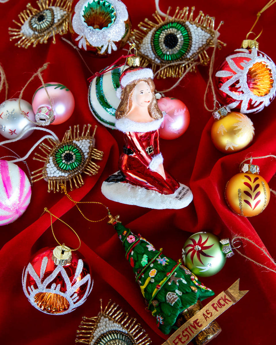 All I Want for Christmas is a Mariah Carey Ornament