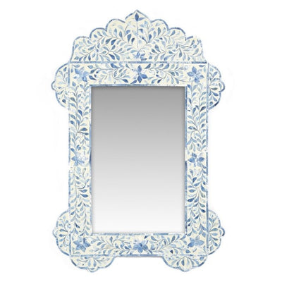 Aditya Bone Inlay Mirror