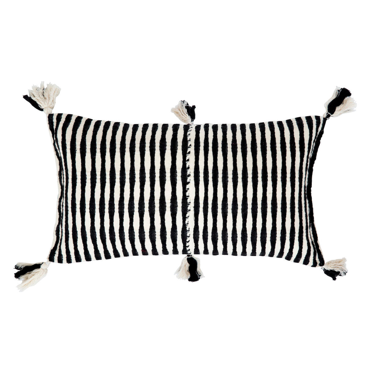 Antigua Pillow - Black