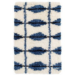ChiChi Indigo Wool Rug