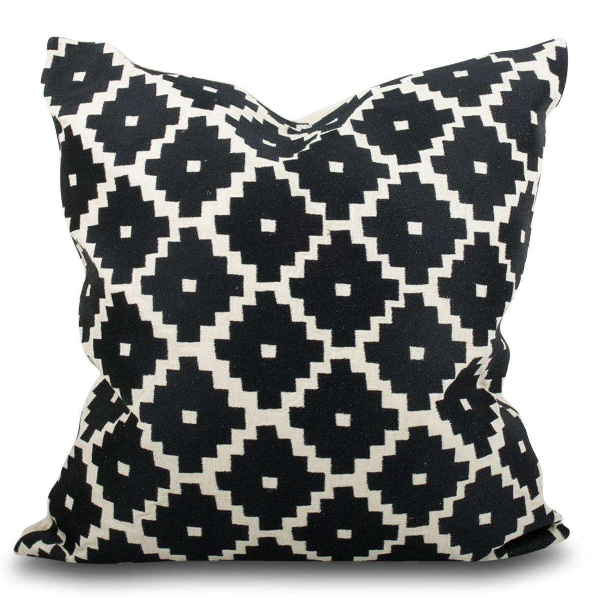 Turk Embroidered Pillow