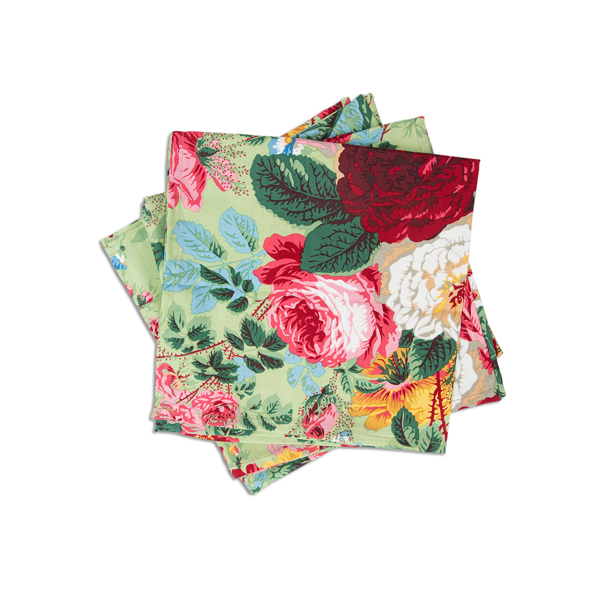 Winter Greenbrier Napkins