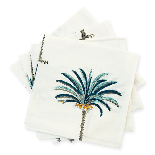 Hotel Palm Napkins