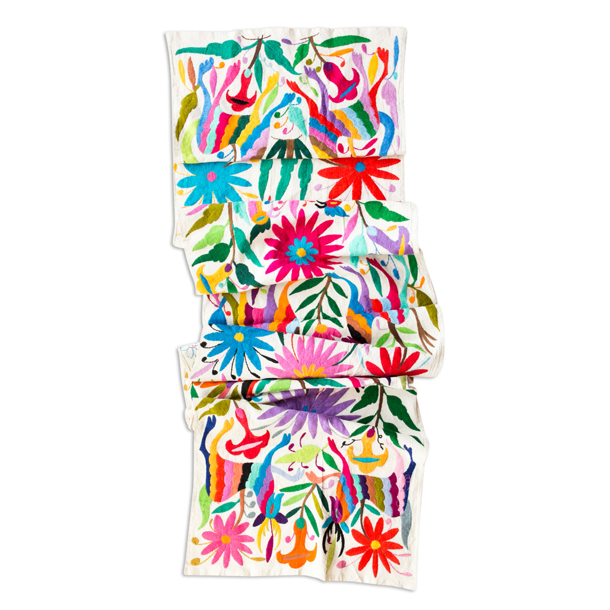 Otomi Table Runner V