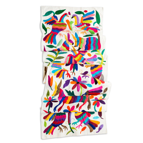 Otomi Table Runner I