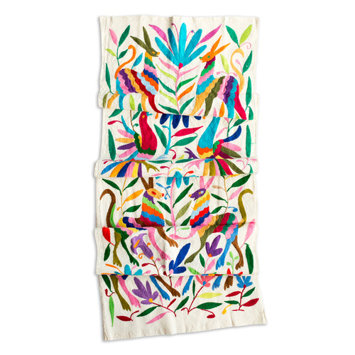 Otomi Table Runner IV