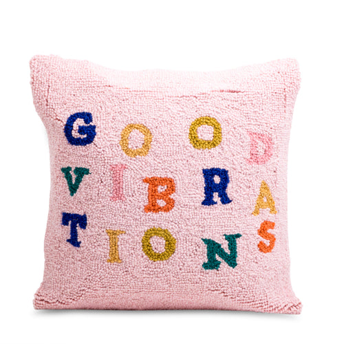 Good Vibrations Pillow