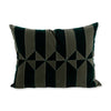 Furbish Studio - Hopkins Velvet Pillow - Spruce + Artichoke