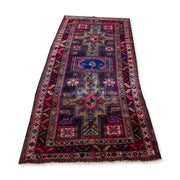 Furbish Studio - Knosii Vintage Wool Rug 4.3' x 8.8' full view