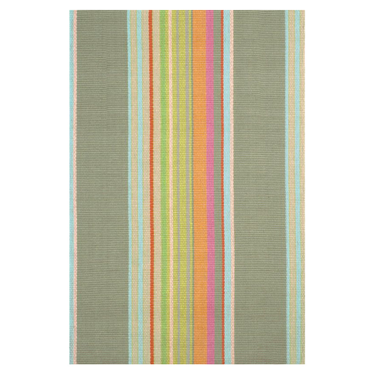 Marina Cay Striped Rug