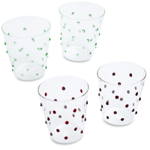 Holiday St. Tropez Glasses S/4