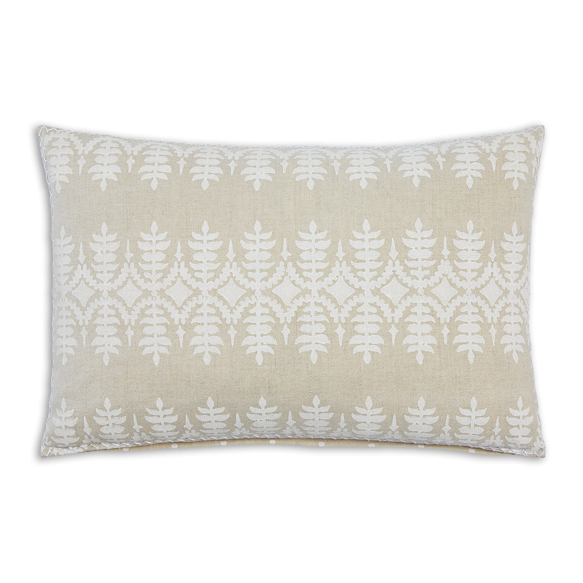 Lekita Sand Lumbar Pillow