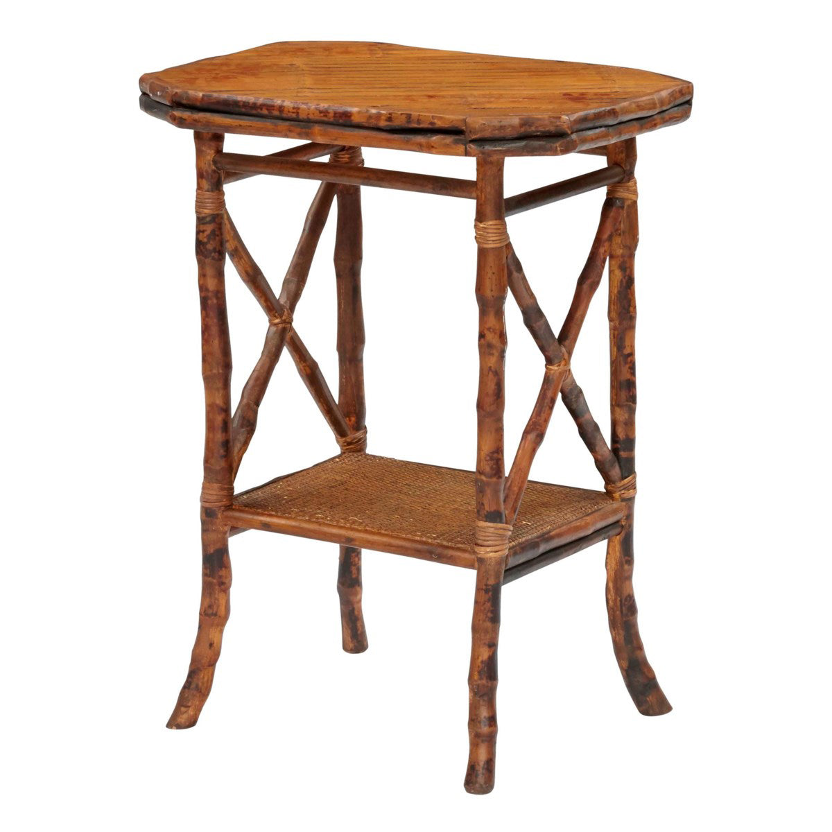 Ravenel Tortoise Side Table
