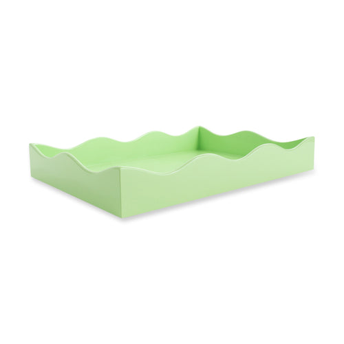 Medium Belles Rives Tray - Mint