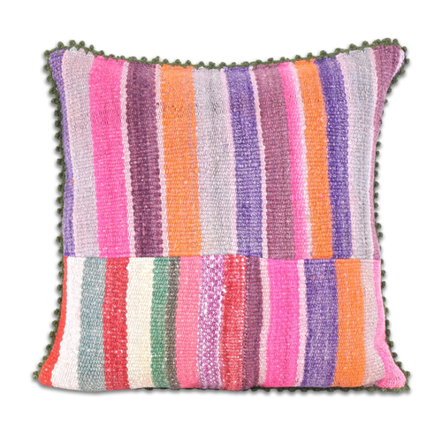Bright Bolivian Pillow V