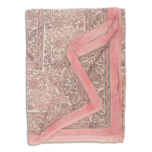 Ella Tablecloth - Pink