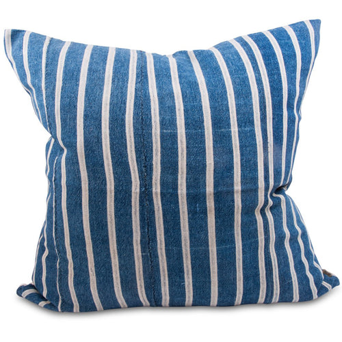 Gigi Indigo Euro Pillow