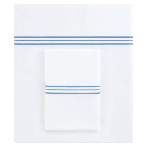 Gramercy Sheet Set - China Blue