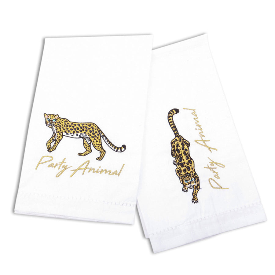 Party Animal Guest Towels