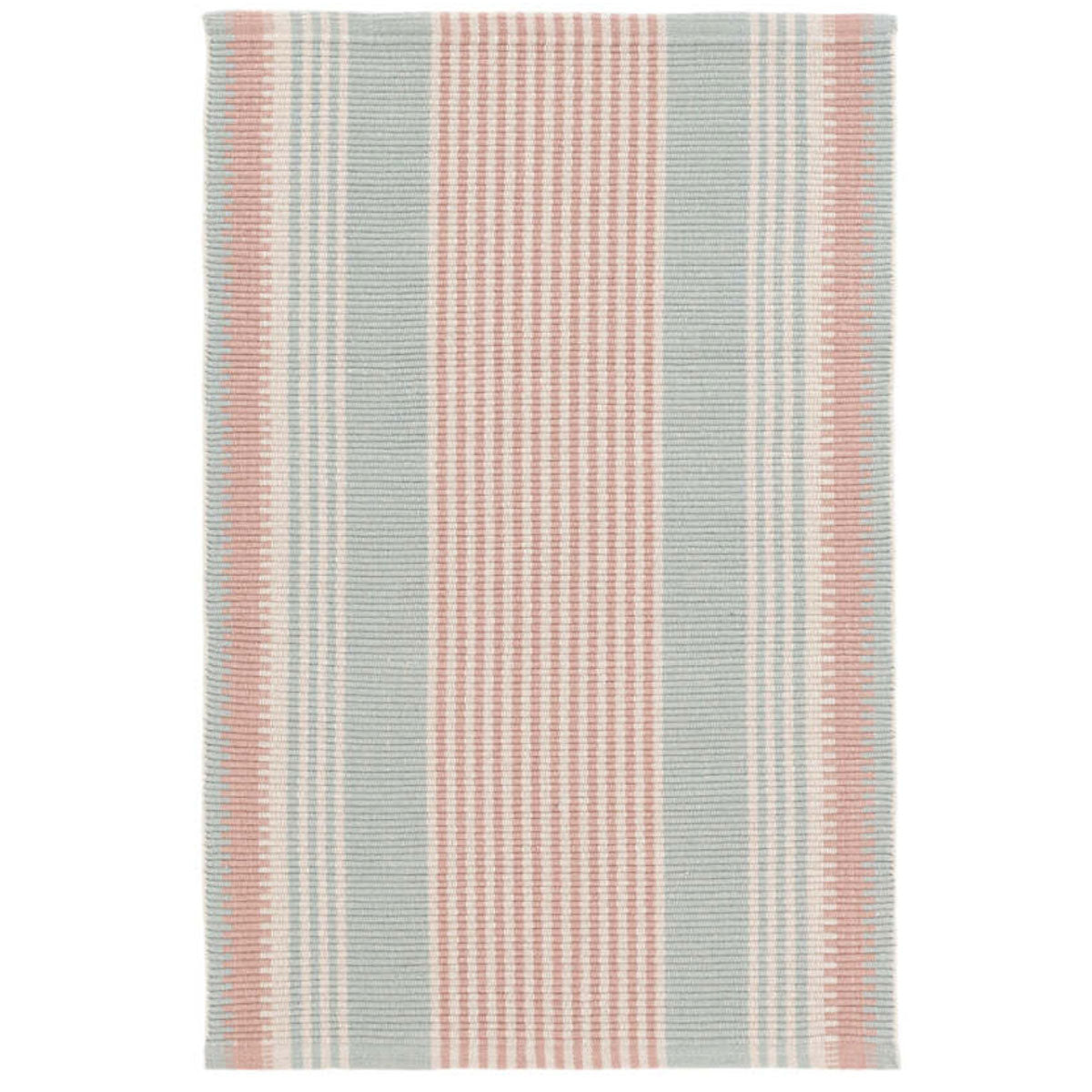 Sea Island Striped Rug
