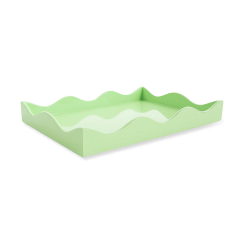 Small Belles Rives Tray - Mint