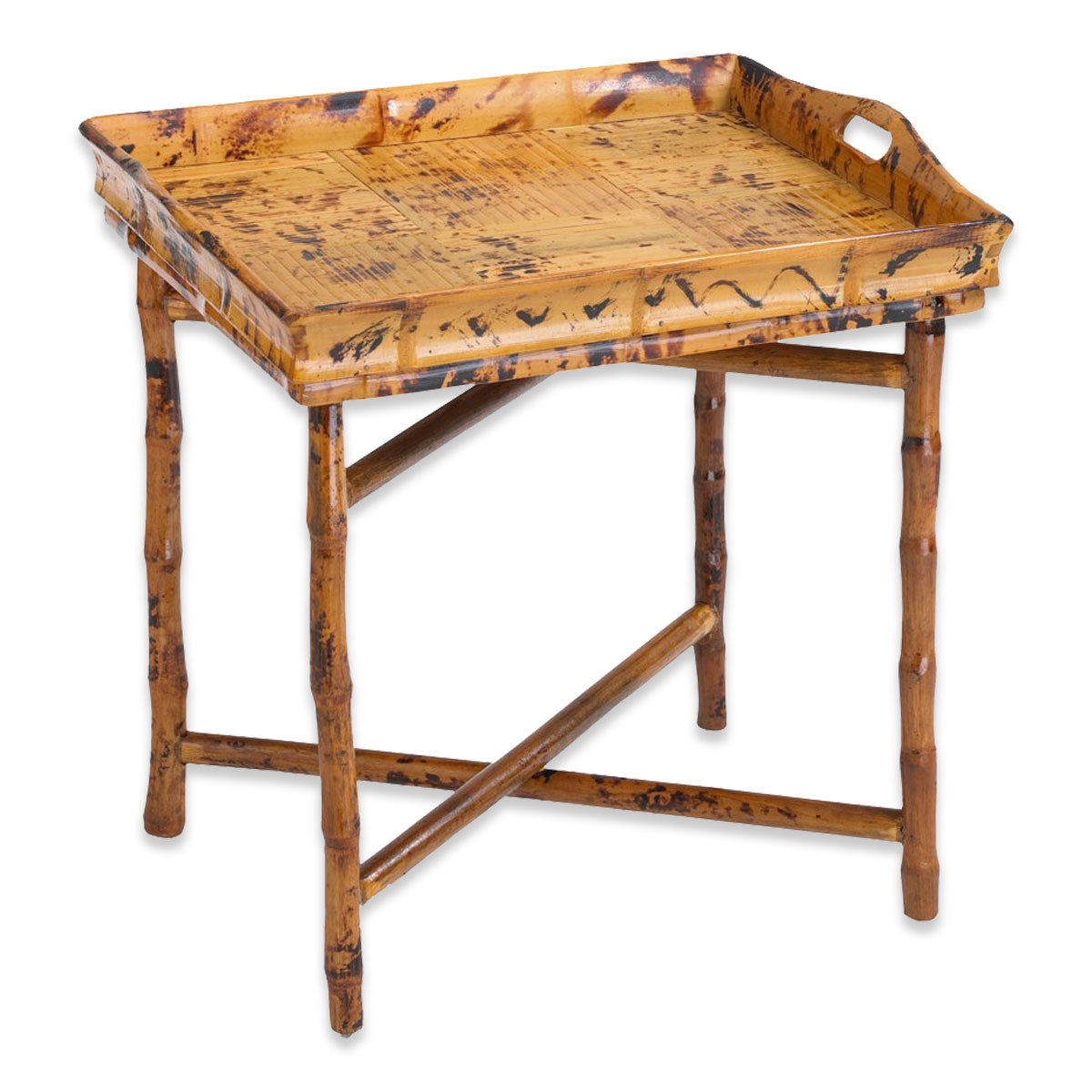 Clichy Tortoise Tray Table