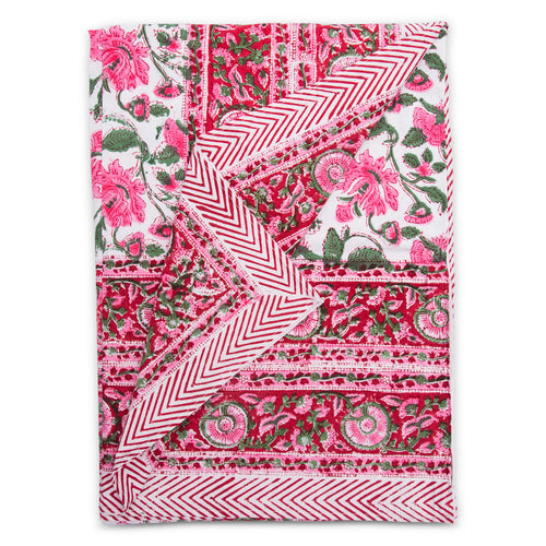 Furbish Studio - Pretty in Pink Tablecloth