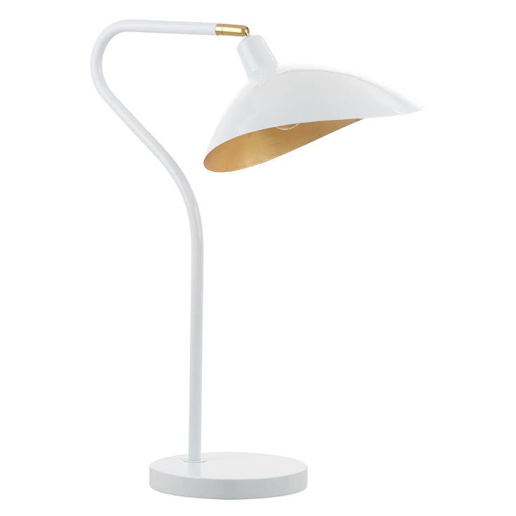 Furbish Studio - DeGaulle Table Lamp in White