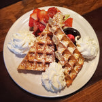Load image into Gallery viewer, Belgian Waffles (Sweet)