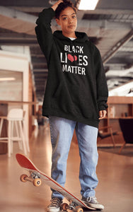 Black Lives Matter Unisex Hoodie T-shirt teelaunch