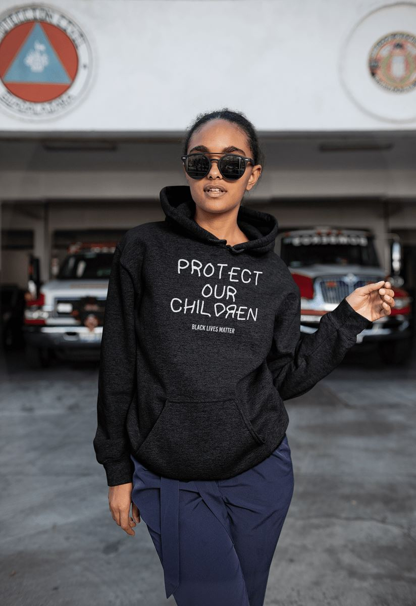 Protect Our Children Unisex Hoodie T-shirt teelaunch