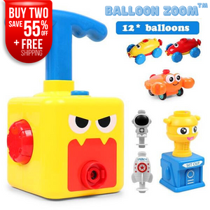 Balloon Zoom™️ Kids Science Toy Set
