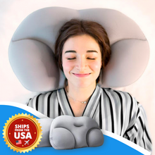 Load image into Gallery viewer, U-Pillow Orthopedic Egg Shaped Pillow