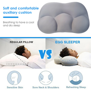 U-Pillow Orthopedic Egg Shaped Pillow