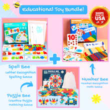 Load image into Gallery viewer, Education Toys Bundle