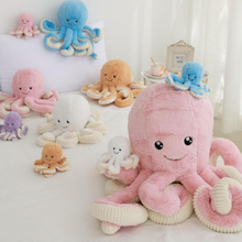Load image into Gallery viewer, Squishy the Octopus Plush™️