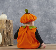 Load image into Gallery viewer, Pumpkin Chunkin' Halloween Costume Set
