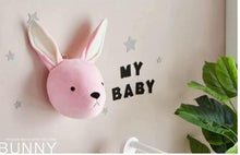 Load image into Gallery viewer, Charlie The Elephant Wall Plush Toy babycalm.co Rabbit