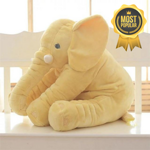 Lily™️ The Baby Elephant Plush - Yellow / Large