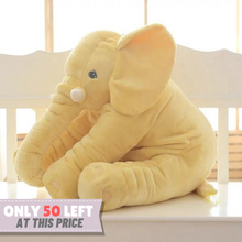 Load image into Gallery viewer, Lily™️ The Baby Elephant Plush - Yellow / Medium