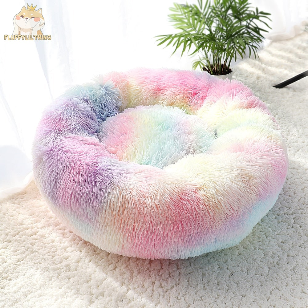 FluffyLil Pet Bed