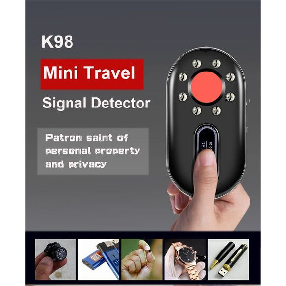 Camera Detector, Alarms, Sensors, Devices
