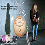 SOS Self Defense Alarm 130Db