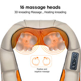 Massager Shiatsu Multifuncional