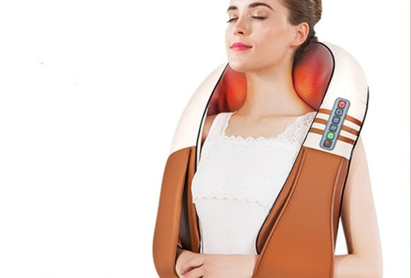Thermal Shiatsu Massager