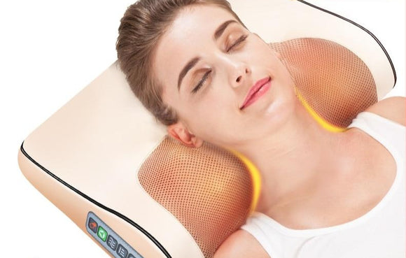 Electric Massage Pillow Shiatsu