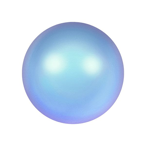5810 8 mm Crystal Round Pearl Swarovski Swarovski crystals Swarovski 8 mm Iridesc. Light Blue