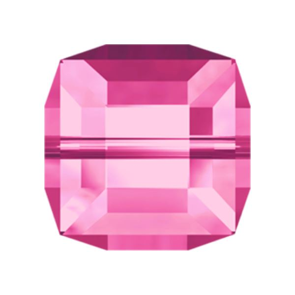 5601 4 mm Cube Bead Swarovski Swarovski crystals Swarovski 4 mm Rose